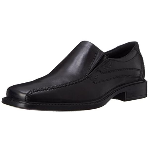 ECCO Mens New Jersey Slip-On Loafer 乐福鞋