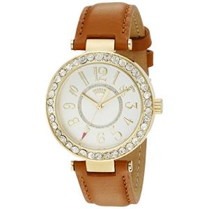 Juicy Couture Womens 1901397 Cali Analog Display Japanese Quartz Brown Watch 主图