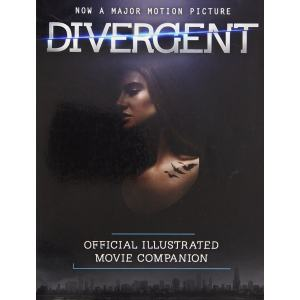 The Divergent Official Illustrated Movie Companion 主图