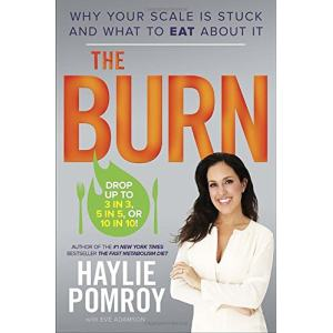 The Burn: Why Your Scale Is Stuck and What to Eat About It 主图