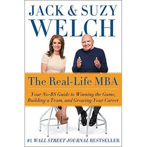 The Real-Life MBA: Your No-BS Guide to Winning the Game, Building a Team, and Growing Your Career 主图