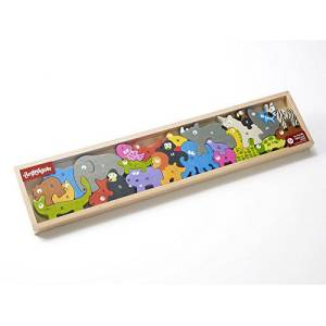 Animal Parade A to Z Puzzle 主图