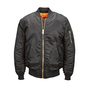 ALPHA INDUSTRIES 阿尔法工业 MA-1 Bomber Flight Jacket 飞行员夹克 主图