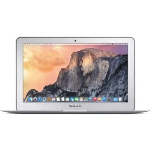 Apple 苹果 MacBook Air MJVM2CH/A 11.6英寸 128GB 笔记本电脑(i5、4GB、128GB) 主图