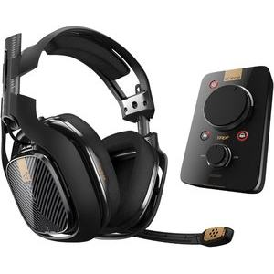 ASTRO Gaming A40 游戏耳机+耳放 PS4版 主图