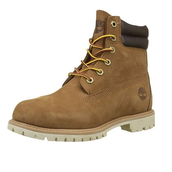 Timberland 添柏岚 Waterville 女士6英寸防水踝靴