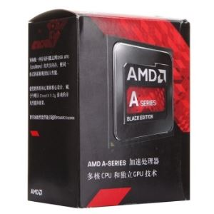 AMD APU系列 A10-7850K盒装CPU(Socket FM2+/3.7GHz/4MB缓存/R7/95W 主图
