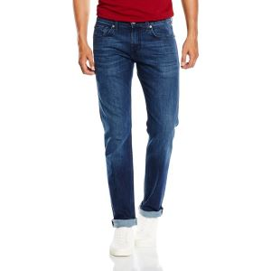 7 For All Mankind 男士直筒牛仔裤 主图