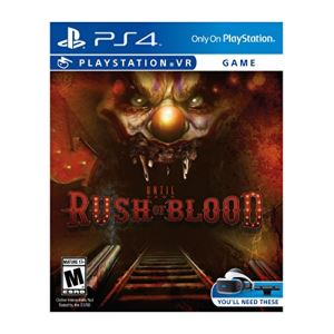 PSVR Until Dawn: Rush of Blood - PlayStation VR Sony 主图