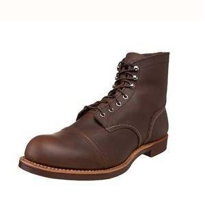 RED WING 红翼 Heritage Iron Ranger 6 经典款8111 男士工装靴 主图