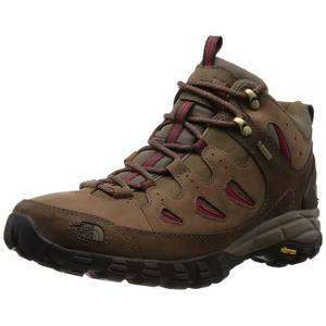 北面The North Face A1A4G2F 男士徒步鞋 GTX+V底 主图