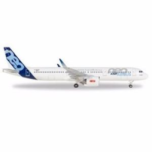 HERPA Wings 530620 Airbus A320neo 1:500 飞机模型 主图