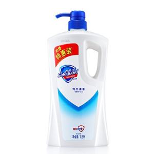 Safeguard 舒肤佳 纯白清香沐浴露 1500ml 主图