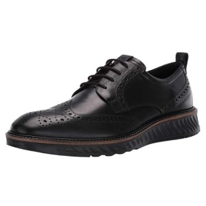 全球PrimeDay: ECCO St1 Hybrid Brogue 男士休闲鞋 主图