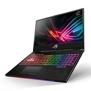 ROG 玩家国度 Strix Hero II 魔霸 II 15.6寸游戏本( i7-8750H、16GB、512GB PCIe、RTX 2070、144Hz) 主图