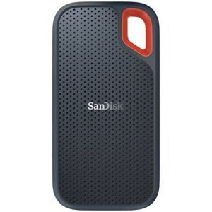 SanDisk Extreme 2TB 移动固态硬盘 主图