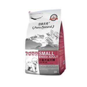 Pure&Natural 伯纳天纯 小型犬成犬粮 10kg 主图