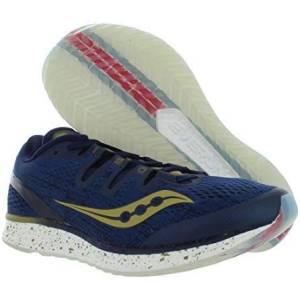 Saucony Mens Freedom ISO Running Shoe 蓝色 主图